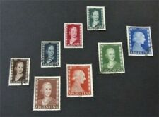 nystamps Argentina Stamp # 611-618 Used $34