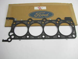 New Genuine Engine - LEFT SIDE  Cylinder Head Gasket OEM For Ford F6ZZ-6051-AA