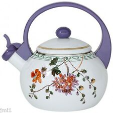 Villeroy & Boch ARTESAN PROVENCAL Whistling Tea Kettle