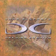 JOHN ELEFANTE DEFYING GRAVITY CD STILL SEALED KANSAS FRONTIERS RECORDS