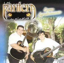Los Pantera De Sinaloa : Eterno Agradecimiento CD