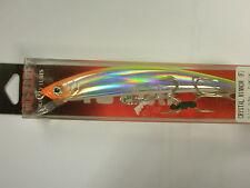 Yo Zuri lure Crystal Minnow Flottant 13 cm 18 G toutes couleurs pêche leurre