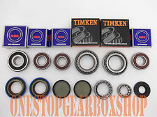 BMW MINI ONE / COOPER R50/53 GETRAG GS5-52BG Gearbox Bearing Rebuild Repair Kit