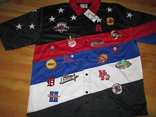 Harlem Street League PLAY OFFS 2004 BASKETBALL (2XL) Jersey with Patches