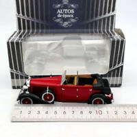 AUTOS de epoca 1/43 Hispano Suiza H6C 1934 Diecast Models Classic Car Collection