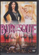 Burlesque (DVD, 2011)