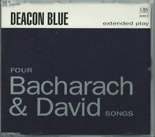 DEACON BLUE - I'LL NEVER FALL IN LOVE AGAIN 1990 UK 4 TRACK CD SINGLE CDDEAC12