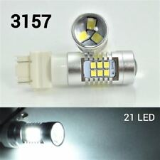 Rear Signal T25 3157 3057 4157 Peformance Auto 21 SMD LED White B1 #1 For Honda