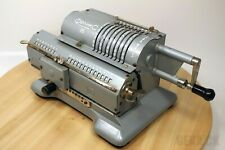 Great!!! Mechanical Calculator Felix Arithmometer Vintage Adding Machine Works!