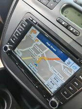 Vag Seat Audi Volkswagen Sat Nav Stereo