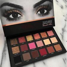 Top 18 Colors Eyeshadow Textured Pallete Faced Matte Makeup Eye shadow Palette