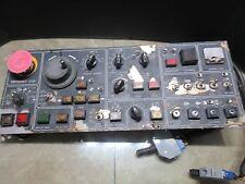 DAEWOO PUMA 12L 12 L MAIN OPERATOR CONTROL PANEL FANUC 10S