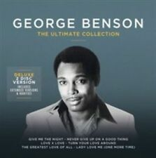 Ultimate Collection [Deluxe Edition] by George Benson (Guitar) (CD, Mar-2015, 2 Discs, Rhino (Label))
