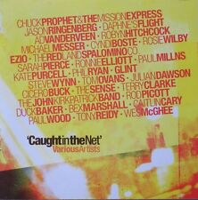 'Caught In The Net' Various Artists - 2CD - 2004 - Spyda Records.