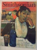Smithsonian Magazine Van Gogh & Gauguin In Arles December 2001 060619nonrh