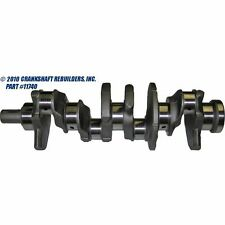 Engine Crankshaft Kit-VIN: 4 AUTOZONE/CRANKSHAFT REBUILDERS 11740 Reman