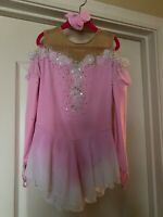 Girls Figure Skating Competition Dress