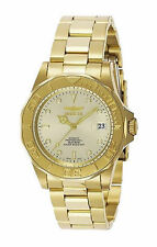 Invicta Stainless Steel Band Adult Wristwatches