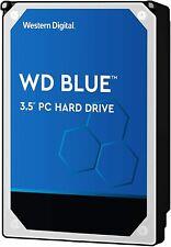 """WD Blue 1TB PC Hard Drive - 7200 RPM Class, SATA 6 Gb/s, 64 MB Cache, 3.5"""""""