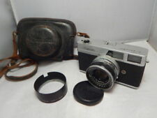 Canon Vintage Cameras with Custom Bundle