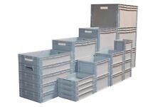 Stapelkisten, Lagerkisten, Lagerkästen Lagerboxen neu in verschiedenen Größen