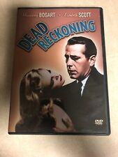 Dead Reckoning (DVD, 2003) Authentic USA Release Humphrey Bogart