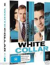 White Collar : Season 1-6 (DVD, 22-Disc Set) NEW