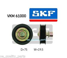 A/C Deflection Guide Pulley V-ribbed Belt LEXUS IS 200 & SPORTCross 114kW 155hp