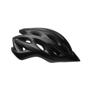 Bell Tracker Bicycle Cycle Bike Helmet Matt Black - 54-61 CM