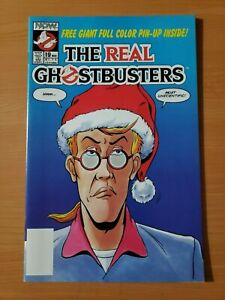 The Real Ghostbusters #19 ~ NEAR MINT NM ~ 1990 NOW Comics