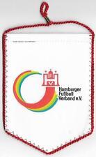 HAMBURG REGIONAL FOOTBALL ASSOCIATION GERMANY OFFICIAL SMALL PENNANT OLD