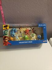New Mattel Disney Pixar Collector Micro Collection 9-Pack figures