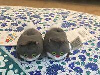 Authentic DISNEY Store Tsum Tsum LUCIFER Cat - CINDERELLA Mini Plush Tsums
