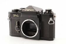 Excellent++ Canon F-1 F1 35mm Film Camera Body from Japan #90