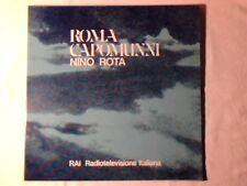 NINO ROTA Roma capomunni lp PR0M0