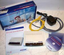 Arcor DSL Speed Modem 2000 mit Handbuch ADSL / ADSL 2+ Internet _cc