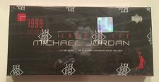 1999 Upper Deck MJ Jordan Career FACTORY SEALED BOX Michael JORDAN Free Shipping