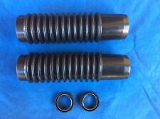 Honda CL100 NEW FRONT FORK BOOTS Gaiters REBUILD KIT