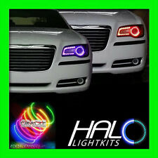 2011-2014 CHRYSLER 300 300C COLORSHIFT LED LIGHT HEADLIGHT HALO KIT by ORACLE