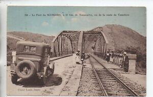 Le pont du Mangoro, a 97 km de Tananarive, Madagascar