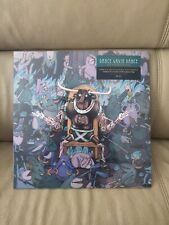 Dance Gavin Dance Afterburner Exclusive Blue Splatter Colored Vinyl LP Ltd /2500