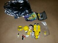 Power Rangers loyal subjects Yellow Ranger and tigerzord movie complete