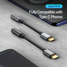 Baseus Portable Type-c to 3.5mm Female Alloy adapter game Cable Audio converter