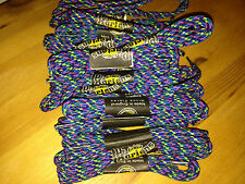 DR MARTENS STRONG Blue with yellow/green/navy LACES 60cm  SHOES BOOT TRAINER