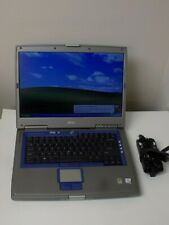 Dell Inspiron 8500 Laptop Intel Pentium 4 2.60 Ghz 1 GB RAM 100 GB HD
