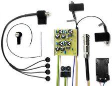 K&K Sound PowerMix Pure Classic Guitar Pickup System w/Preamp, FanTaStick, NEW!