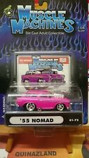 Muscle Machines '55 Nomad rose (9960)