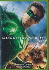 Green Lantern (DVD, 2011, Canadian) GREEN Case