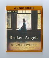 Broken Angels: by Gemma Liviero: MP3CD Audiobook