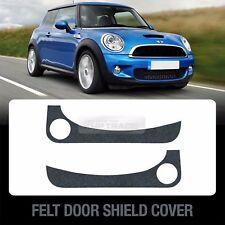 Felt Door Shield Cover Scratch Kick Protector for BMW 2007-2014 Mini Cooper R56
